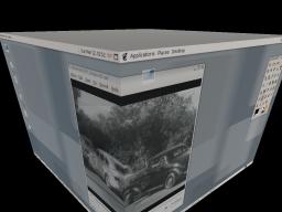 vidéo sur arrêt du cube